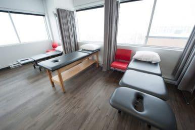 Tables de physiothérapie