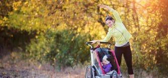 Quand reprendre l'activité physique suite à l'accouchement ?