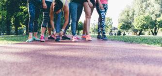Course post-accouchement : quand reprendre la course après bébé ?
