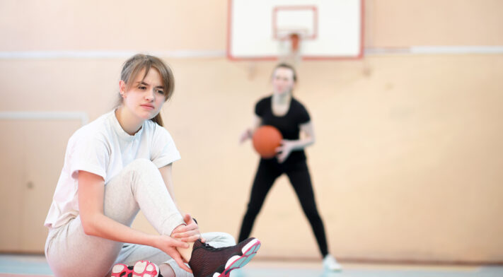 Les douleurs au talon chez nos jeunes athlètes : problématiques fréquentes et traitement en physiothérapie