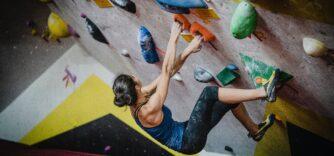 Escalade : Recommencer à grimper