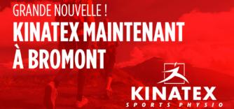 A+ Physio de Bromont se joint à la bannière Kinatex Sports Physio