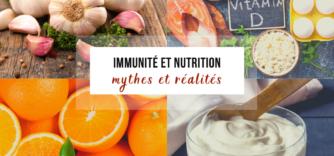 Immunité et nutrition : Nicolas Violette, nutritionniste, fait le point