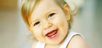 Le développement moteur normal chez l'enfant
