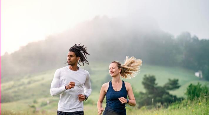 Je commence à courir, je fais ça comment?