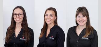 Rencontrez notre équipe de physiothérapeutes!