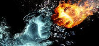 Glace, chaleur ou bain contraste : quoi faire suite à une blessure?