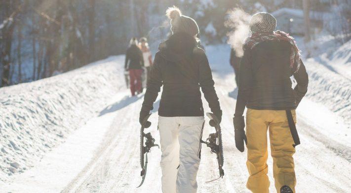 Comment continuer à faire de l'exercice pendant la saison d'hiver