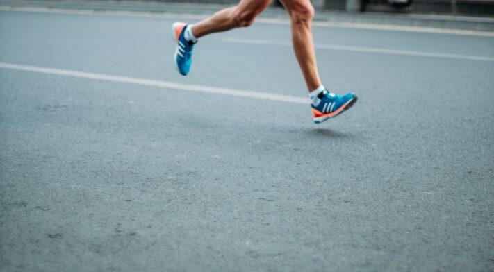 « I cannot run. I have osteoarthritis! »