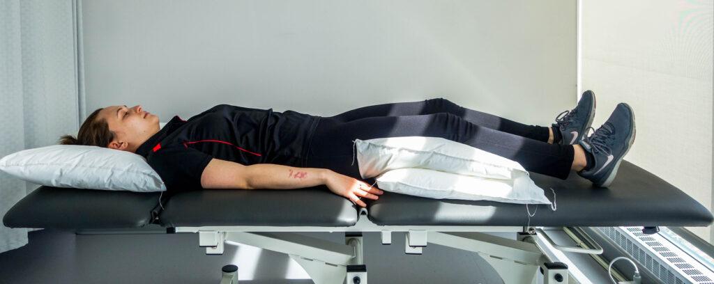 bonne posture pour dormir, douleurs dos