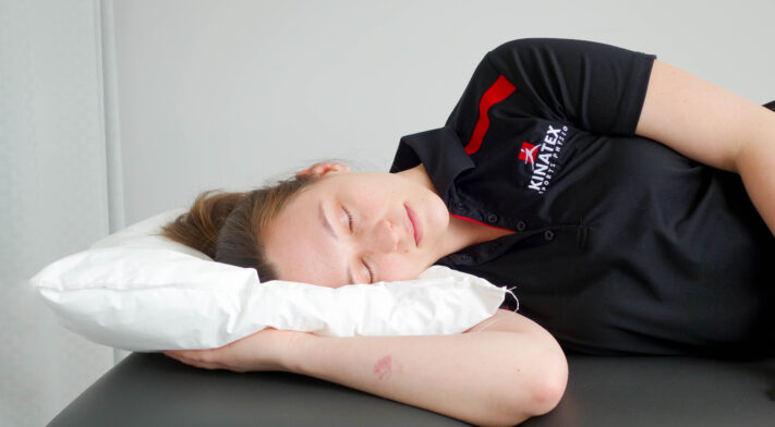 mauvaise posture pour dormir, douleurs cou