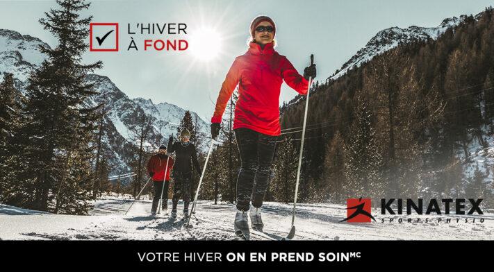 Le ski de fond, suis-je bien disposé à entreprendre mon activité ?