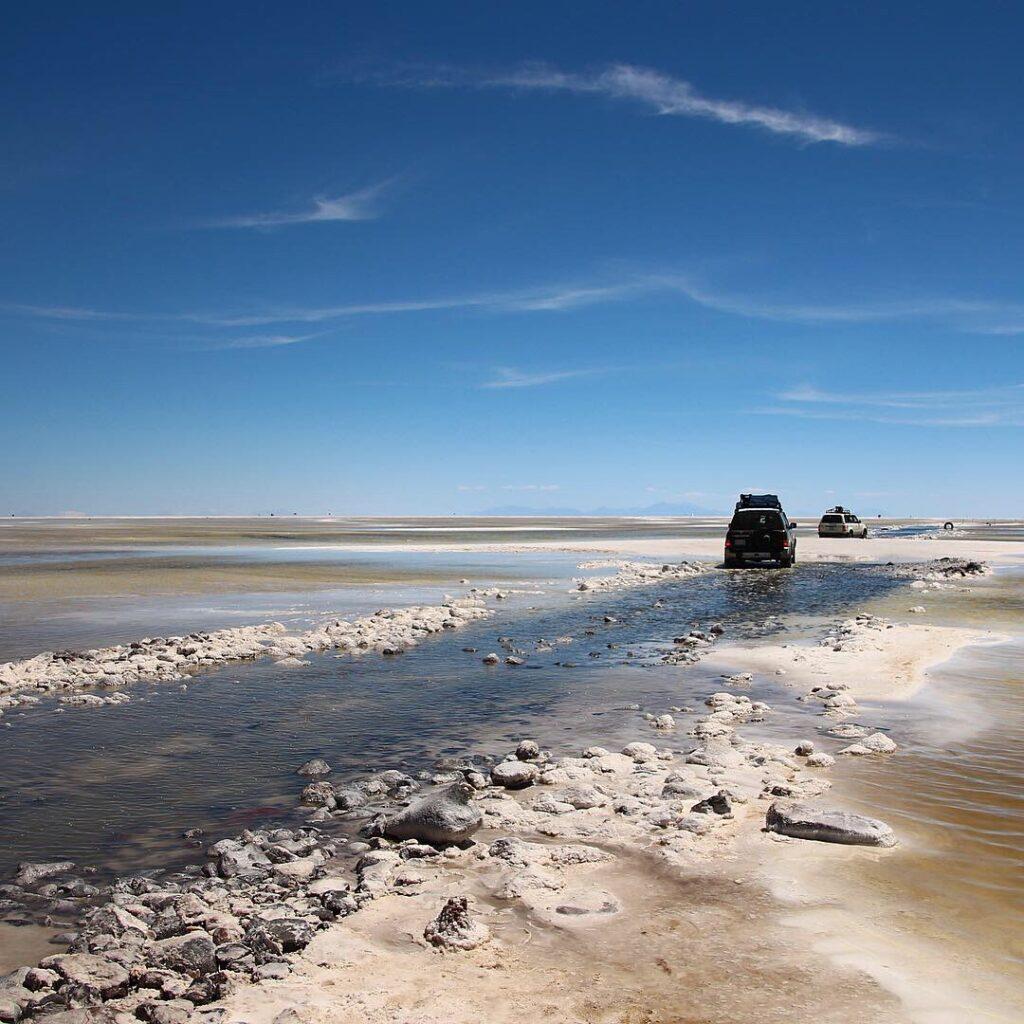 Désert de sel, Bolivie