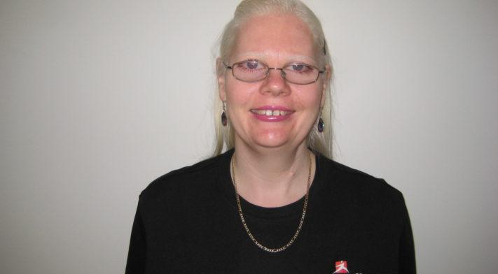 Angela Garrett, RMT