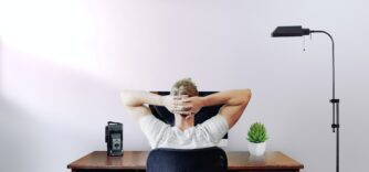 Telework : A second wave … of back pain!