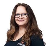Brigitte Tremblay, Réceptionniste