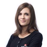 Audrée Marcotte, Physiothérapeute (En congé de maternité)