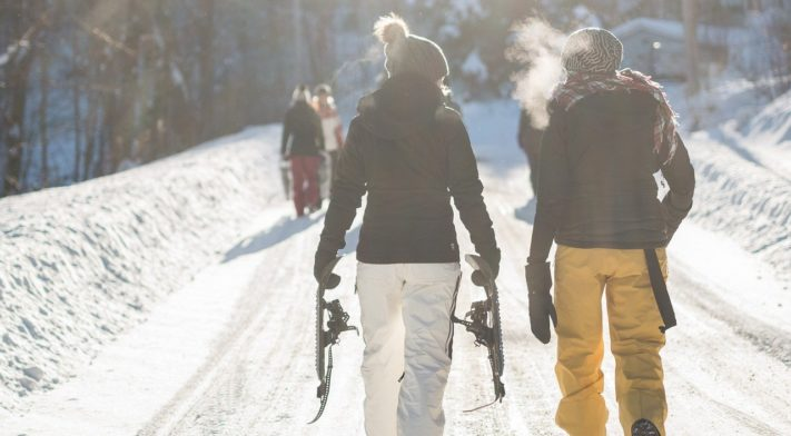 How to keep exercising during the winter season
