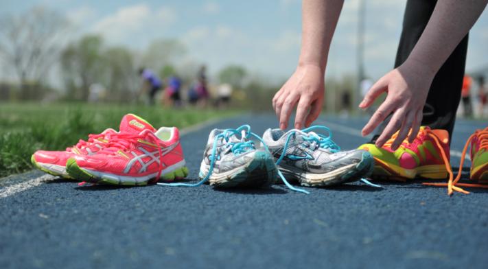 Démystifier la chaussure de course chez le blessé