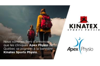 Kinatex Apex Val-Bélair