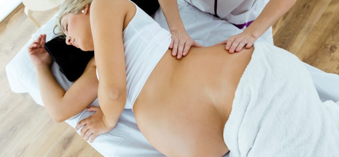The benefits of massage therapy during pregnancy