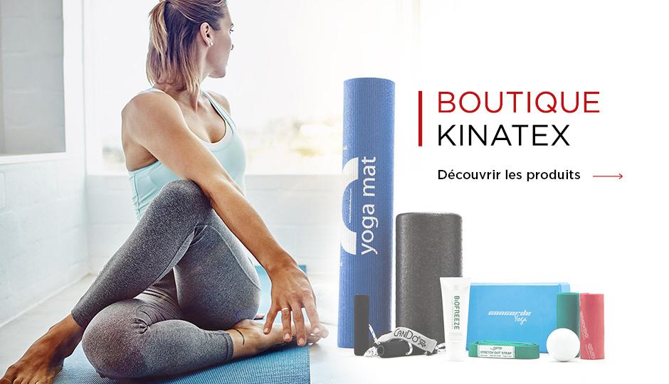 Boutique Kinatex - Découvrir les produits