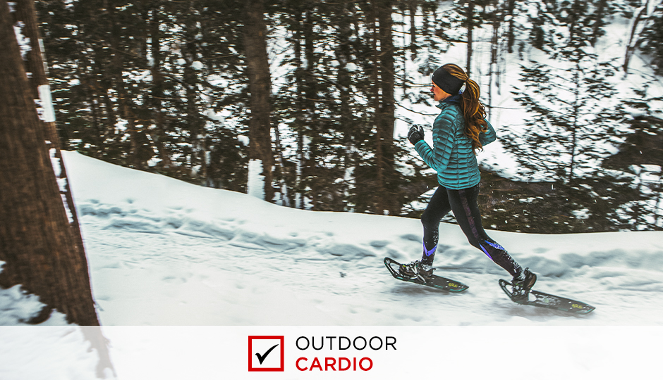 Outdoor cardio