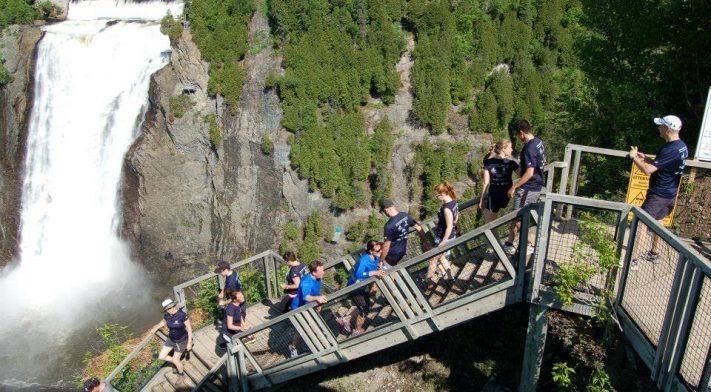 Kinatex, fier partenaire pour la 6ème édition du Kilimandjaro à Québec!