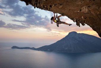 Progresser à l'escalade sans se blesser