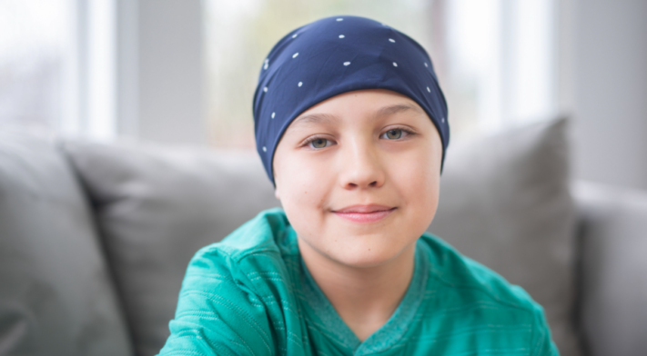 Enfant rémission cancer