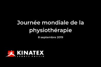 Journée mondiale de la physiothérapie : Merci à tous nos physios!