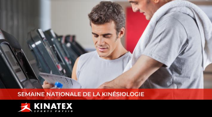 Semaine nationale de la kinésiologie : les clientèles cibles de nos kinésiologues