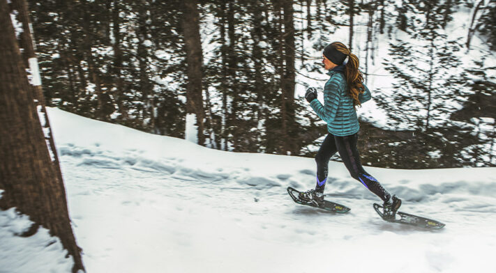 Snowshoeing: How to be well prepared and ways to avoid injuries