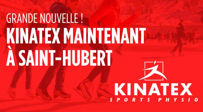 Grande Nouvelle : Kinatex maintenant à Saint-Hubert