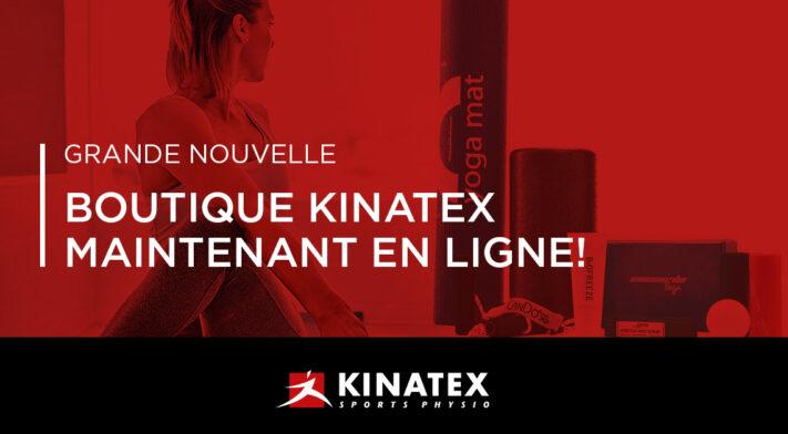 BoutiqueKinatex.com : maintenant en ligne !