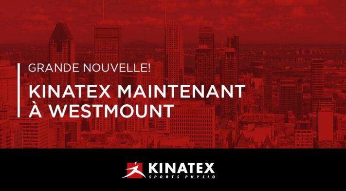Kinatex Sports Physio ouvre ses portes à Westmount