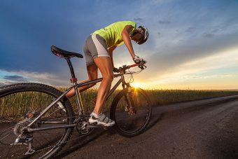 Le positionnement cycliste
