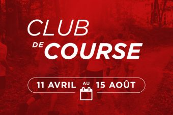 Inscrivez-vous au Club de course à pied Kinatex St Bruno!