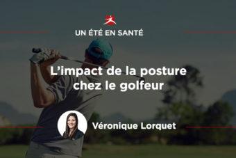 L'impact de la posture chez le golfeur