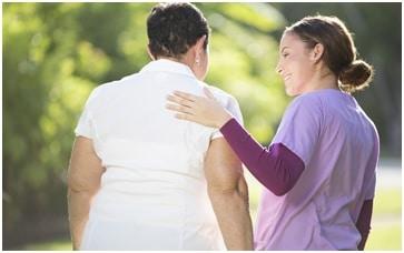 Physiothérapie et rémission du cancer?