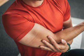 3 causes de douleur à l'épaule en entraînement